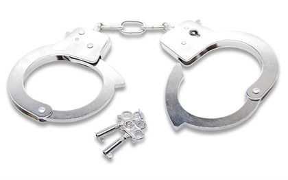 Интим бутик Адам и Ева. Эротические наручники.