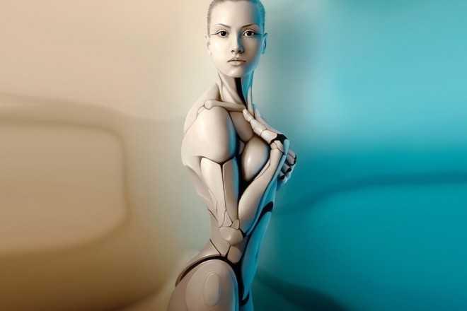 Интим бутик Адам и Ева. Секс роботы.